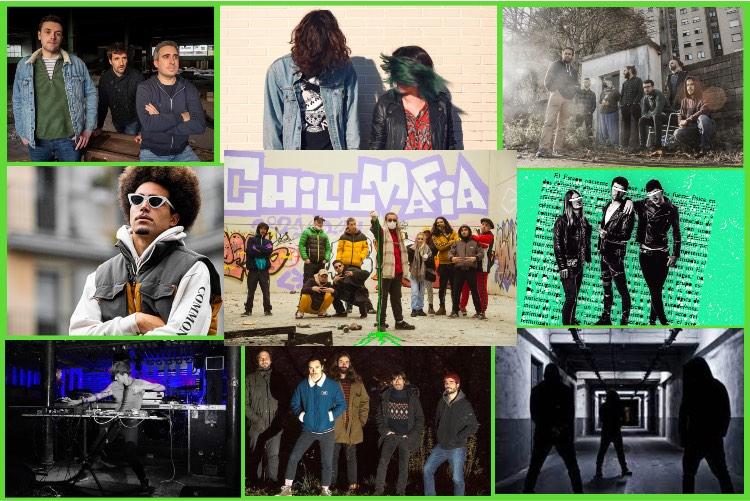 Zarata Express 11/21: Oki Moki, Havoc, Chill Mafia, Stupid Fuckin People, Kaserna, Altarage…