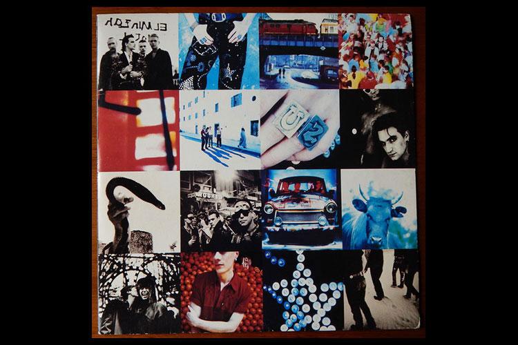 'Achtung Baby' la obra cumbre de U2 cumple 30 años