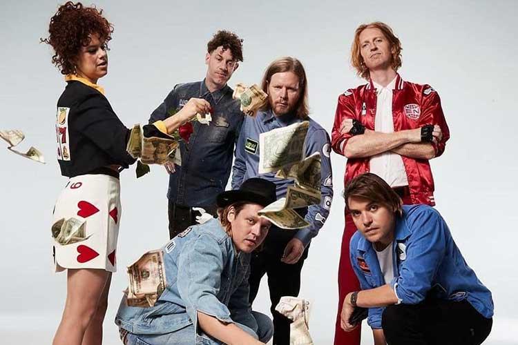 Arcade Fire publican una canción para meditar de ¡45 minutos!