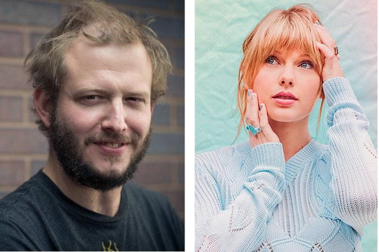 Bon Iver filtra un adelanto de otro nuevo tema junto a Taylor Swift