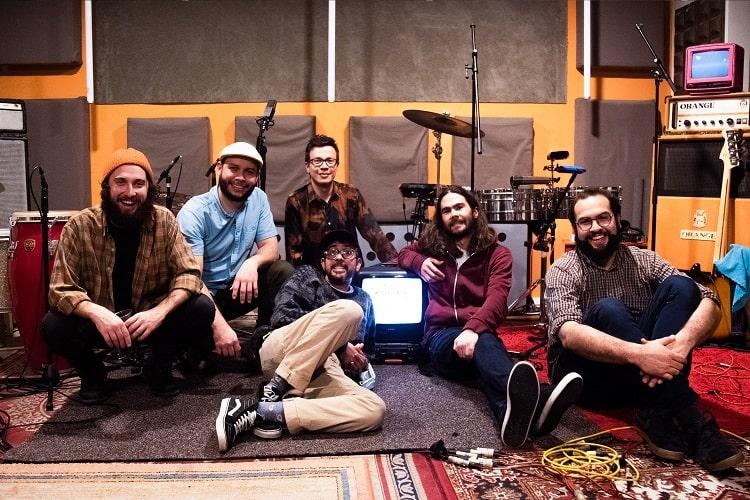 Candeleros comparten en streaming su actuación en el SXSW
