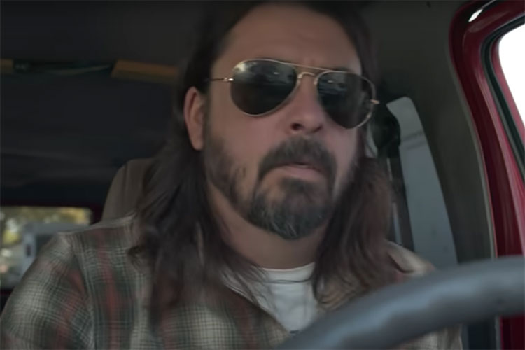 """What Drives Us"", el nuevo documental de Dave Grohl, ya tiene trailer"