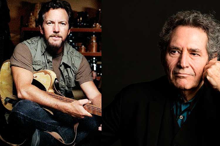 """Eddie Vedder elogia la versión """"Comes Then Goes"""" de Miguel Ríos"""