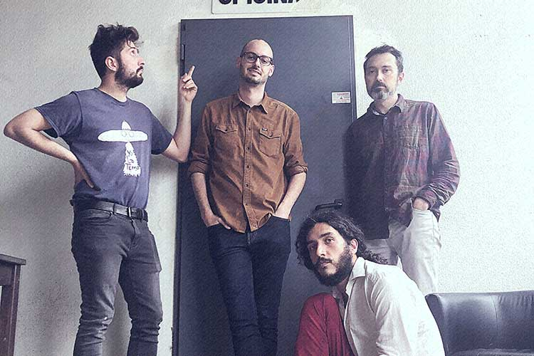 """Gebre estrenan en MondoSonoro """"Desapareix"""", su nuevo single"""