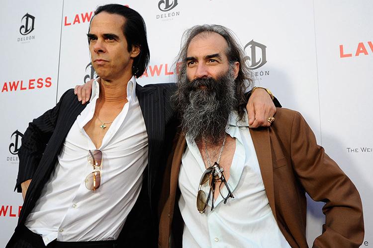"""Nick Cave y Warren Ellis publican el single """"Grief"""" con temas inéditos"""