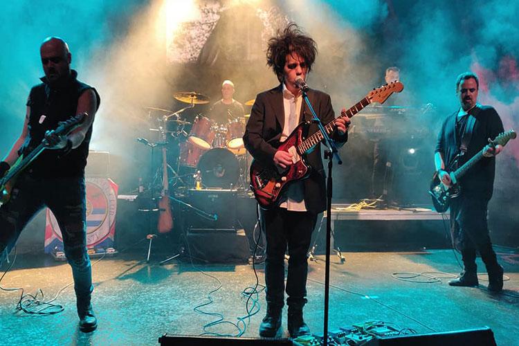 Fin de semana con bandas tributo a The Cure, Dire Straits y Mecano