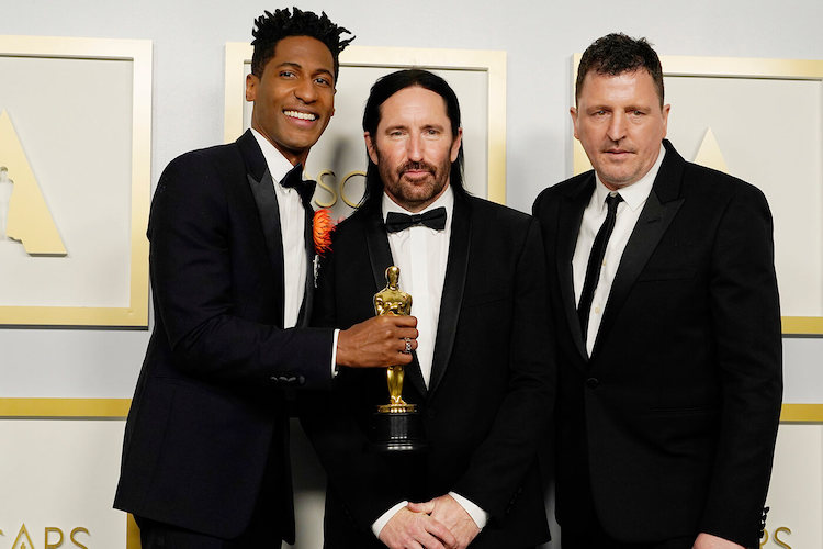 "Trent Reznor, Atticus Ross (NIN) y Jon Batiste ganan el Oscar por ""Soul"""