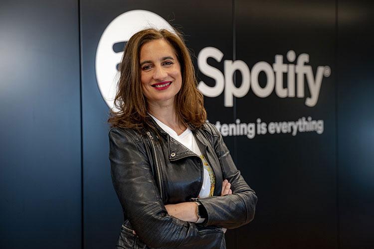Entrevistamos a Melanie  Parejo, responsable de música de Spotify para el Sur de Europa