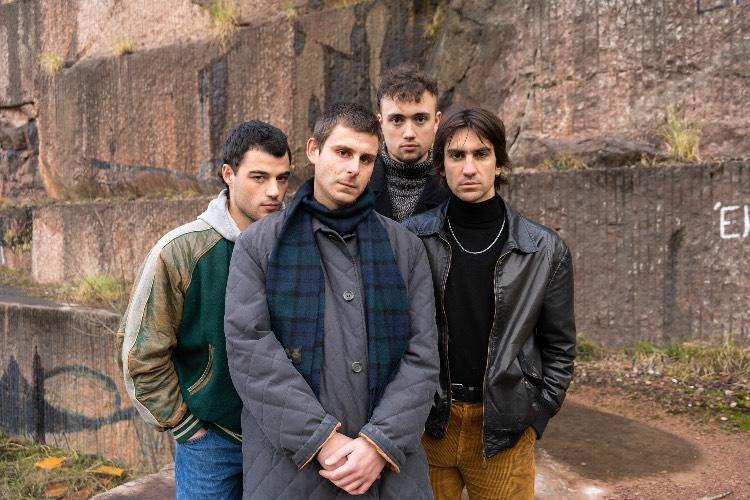 Estrenamos el primer disco de larga duración del cuarteto vizcaíno TOC