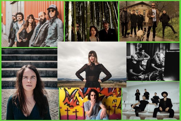 Zarata Express 15/21: Esan Ozenki, Chica SobreSalto, Empty Files, Chico y Chica, Arima, Los Flamingos…