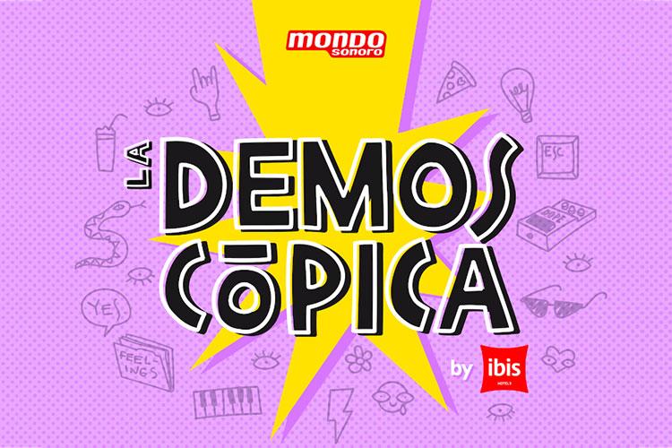 Disfruta aquí de La Demoscópica by ibis de Mondo Sonoro en streaming