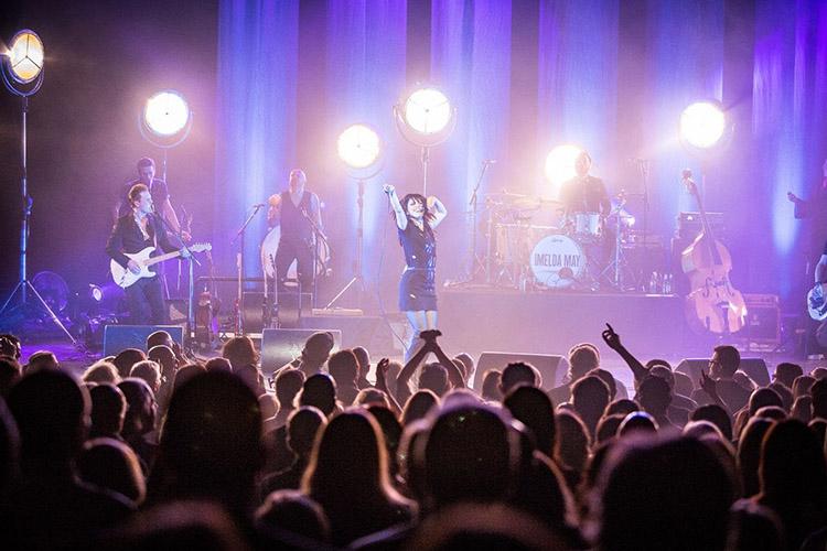 Imelda May pospone su concierto en Barcelona hasta junio de 2022