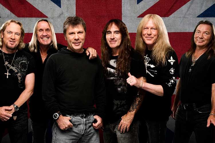 """""""The Writing On The Wall"""", el esperado nuevo single de Iron Maiden"""