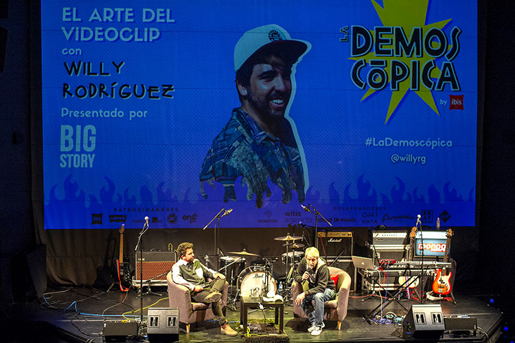Disponibles ya en streaming las primeras charlas de La Demoscópica by Ibis