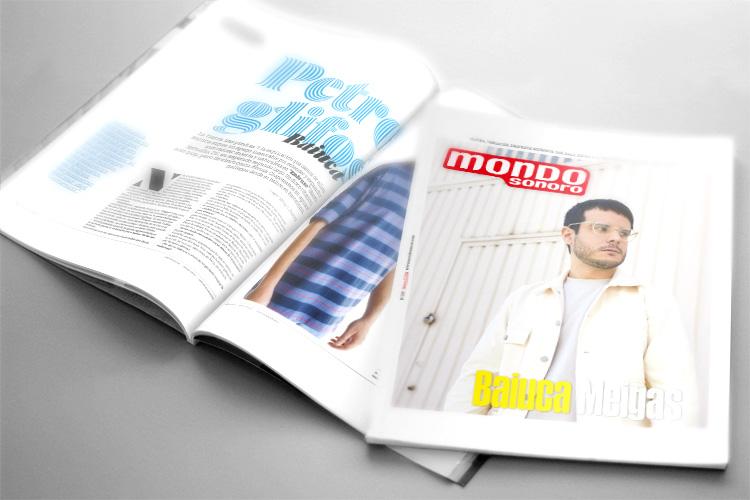 Ya está disponible la segunda entrega de la revista Mondo Sonoro del mes de mayo