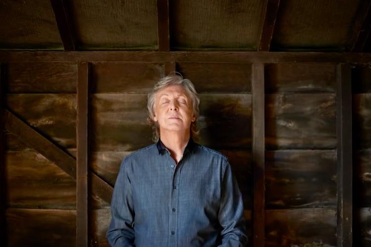 El gran libro recopilatorio de letras de Paul McCartney llegará a España