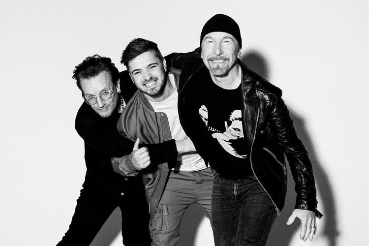 """Ya puedes escuchar """"We Are The People"""", el tema de Martin Garrix y U2"""