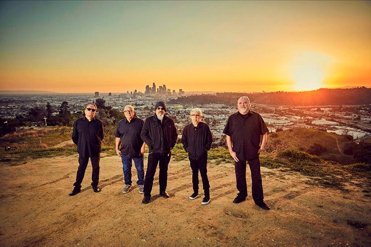 """""""Native Sons"""", el nuevo disco de Los Lobos, verá la luz en julio"""