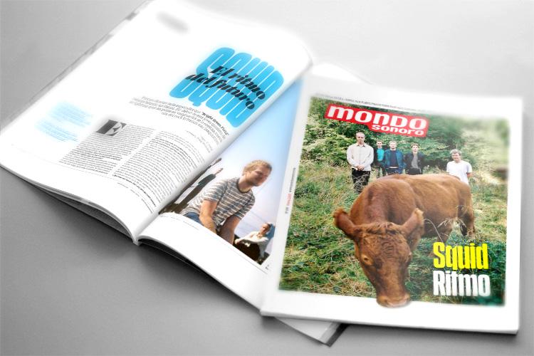 Ya disponible la primera entrega del número de mayo de Mondo Sonoro