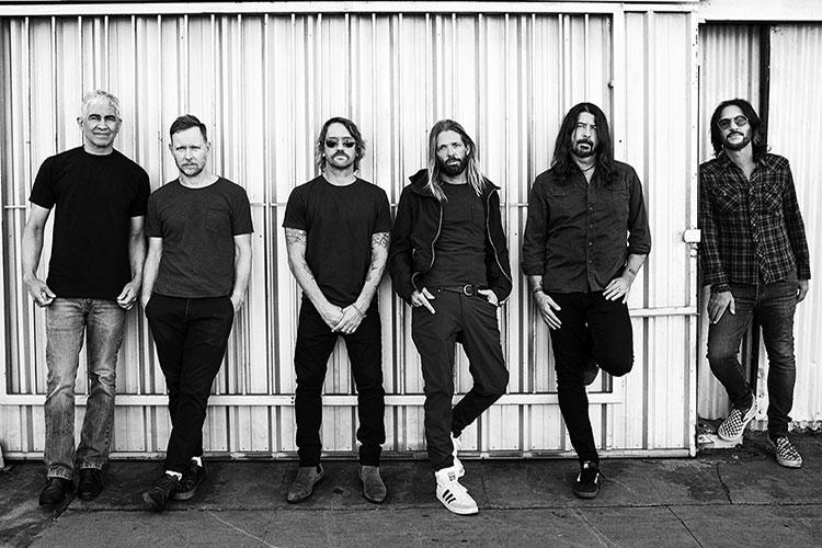 Ya a la venta las entradas para el aniversario de Foo Fighters en Madrid
