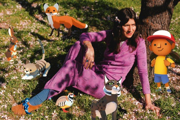"""Lorena Álvarez comparte su música del juego """"Alba, A Wildlife Adventure"""""""
