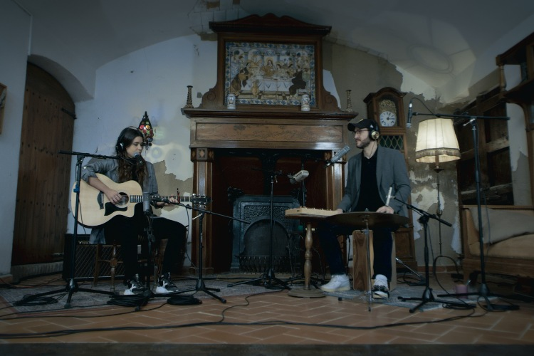 Delafé y Marina Prades protagonizan House Of Fever! Live Sessions #2