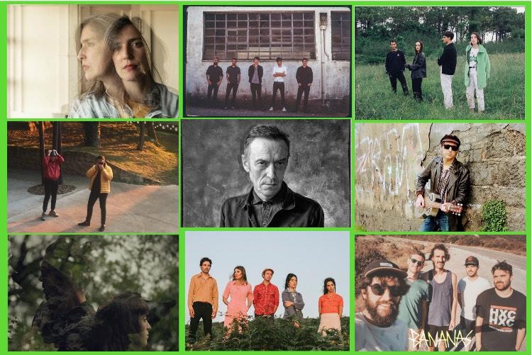 Zarata Express 22-23/21: Gari, Elena Setién, Audience, Porco Bravo, Bananas, Suave, -Gailu, Omago…