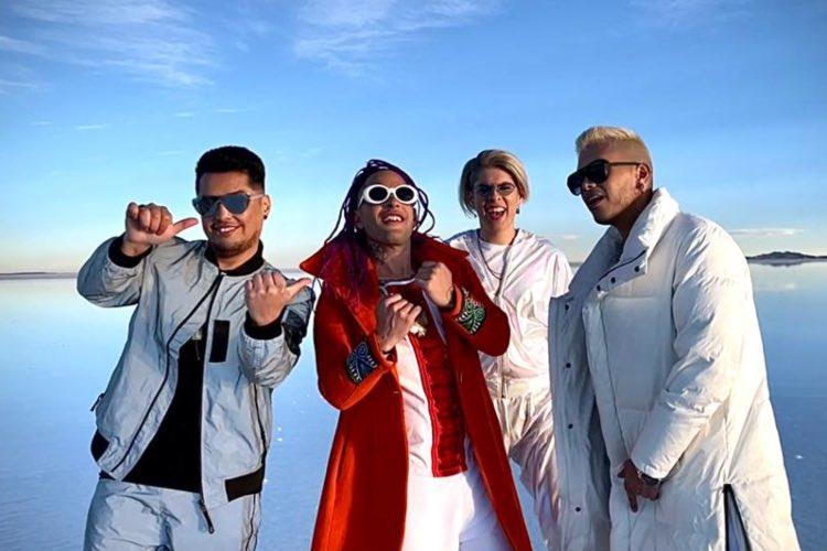 """Héctor Guerra y Zon comparten el videoclip de """"Amor Cuántico"""""""
