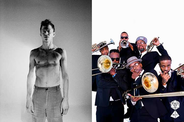 Nuevo single de Hypnotic Brass Ensemble con Perfume Genius