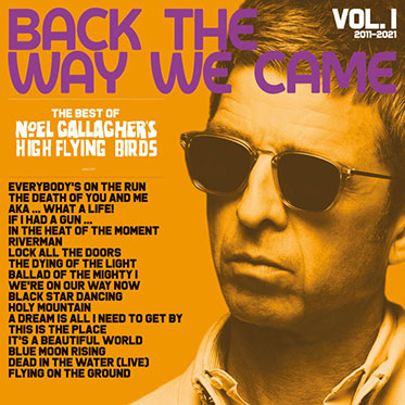 The Best Of. Back The Way We Came: Vol. 1 (2011-2021)