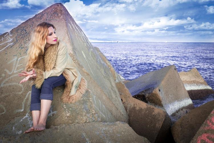 Tori Sparks, artista seleccionada en Global Music Match 2021