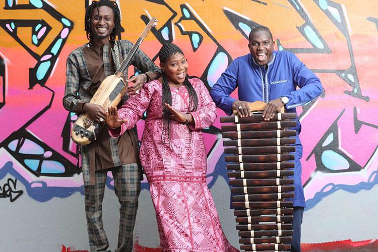 El Trio da Kali inaugurará el Festival Grec de Barcelona más africano