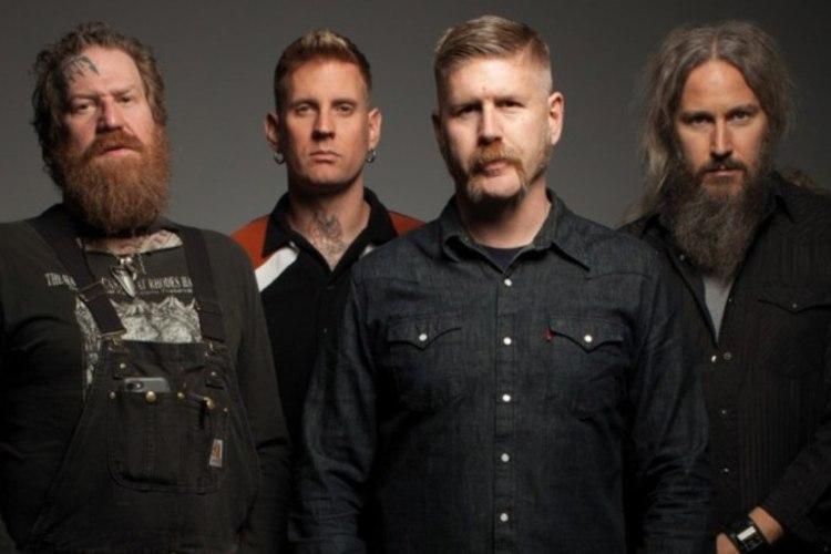 Mastodon actuarán en directo desde el acuario de Georgia