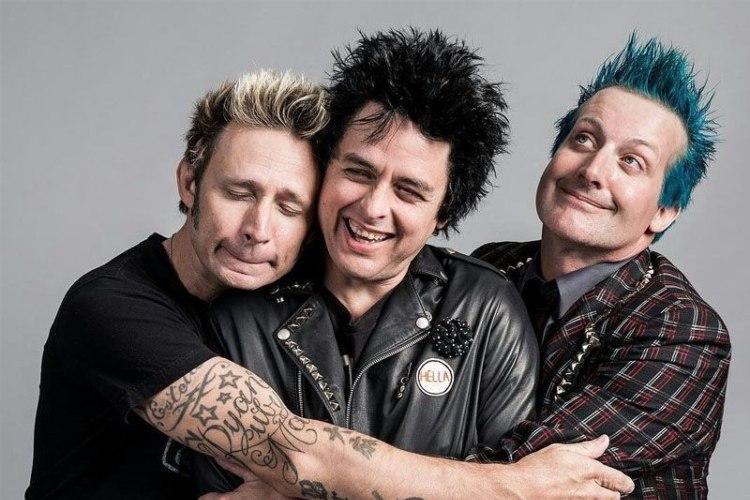 """Green Day lanzan su versión en vivo del """"Rock And Roll All Nite"""" de Kiss"""