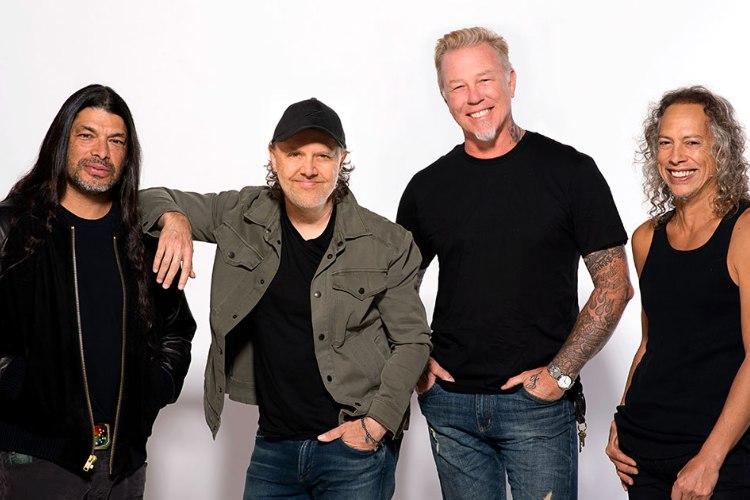 """Metallica comparte tres versiones de """"Wherever I May Roam"""" con J Balvin a cargo de una de ellas"""