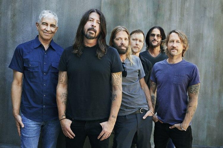 """Foo Fighters recibirán el premio """"Icono Global"""" en los MTV Awards"""