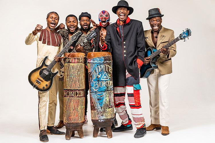 """""""Todos los géneros musicales tienen sus raíces en África"""""""