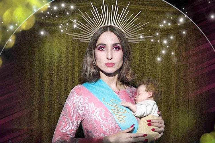 "Vox acusa a Zahara de ""ofensa extrema a la imagen de la Virgen"""