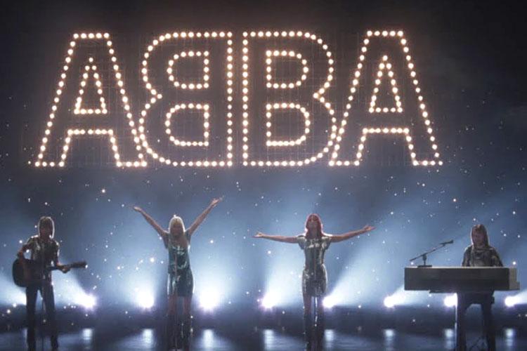 """ABBA """"Voyage"""", el retorno de la gran banda de pop sueco"""