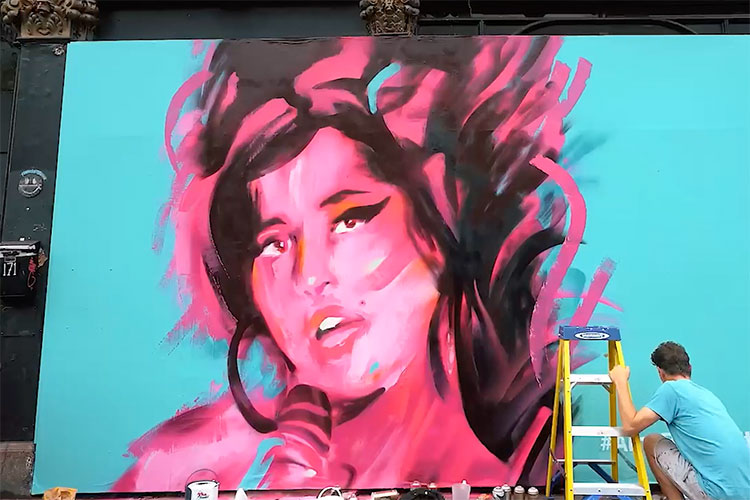 """""""Amy: Beyond The Stage"""", exposición en homenaje a Amy Winehouse"""