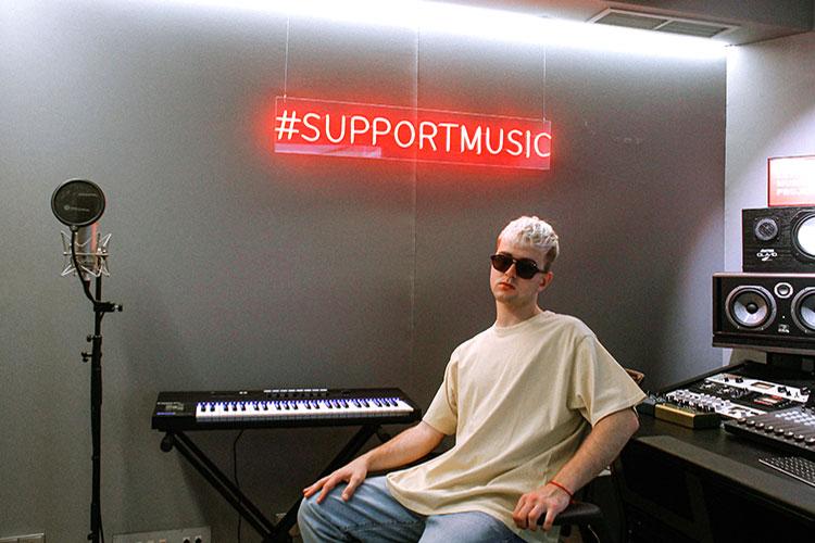 """""""SUPPORT LABEL"""" con Chico Blanco, cuarto episodio de SUPPORT MUSIC"""