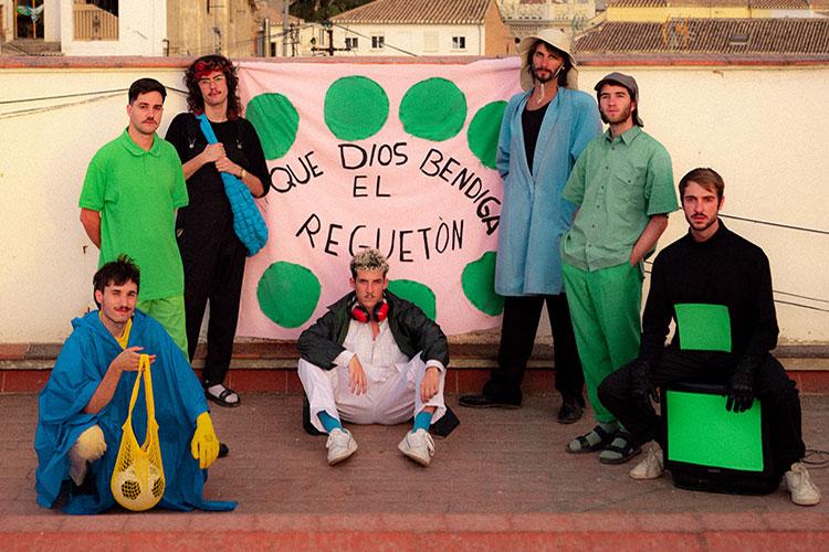 """Colectivo Da Silva presentan el sencillo """"Que Dios bendiga el reguetón"""""""