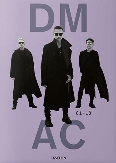 Depeche Mode by Anton Corbijn 81-18