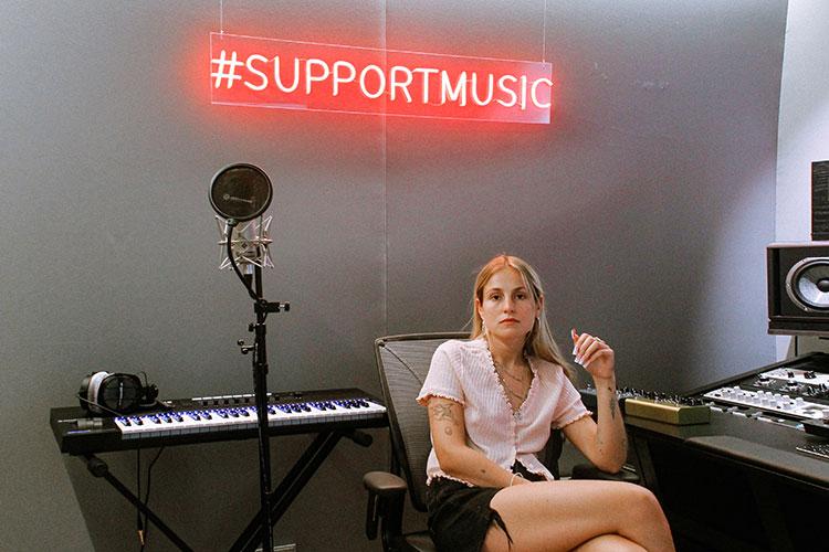 """""""Support Live"""", tercer episodio del podcast de Mondo Sonoro y LEVI'S® Music"""