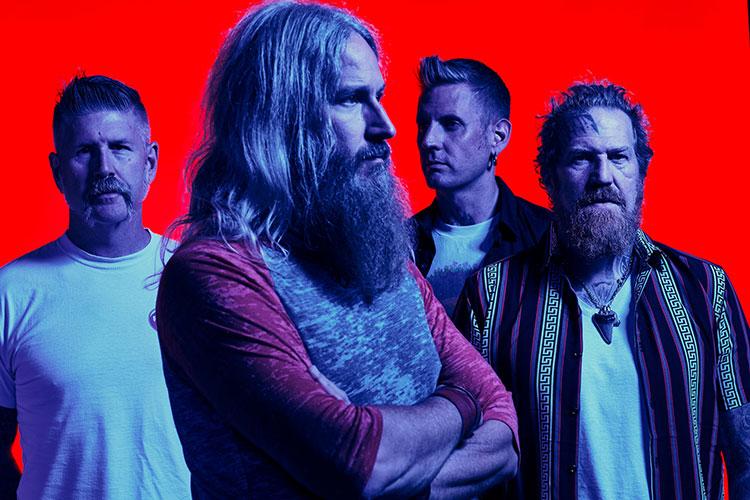 """""""Hushed And Grim"""", nuevo álbum de Mastodon para finales de octubre"""
