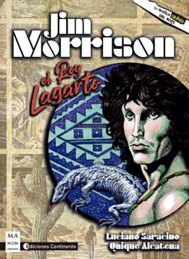 Morrison, El Rey Lagarto