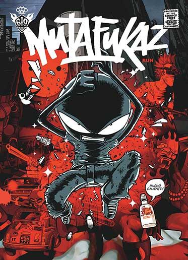 Mutafukaz Vol.1. Dark Meat City