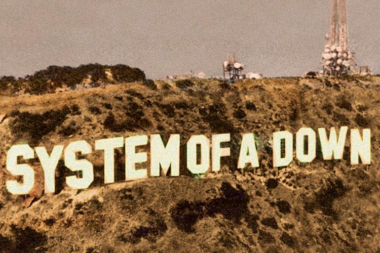 20 años del 'Toxicity' de System Of A Down