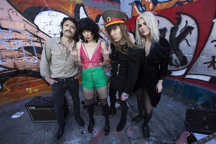 The Baboon Show publican nuevo single y anuncian conciertos en España
