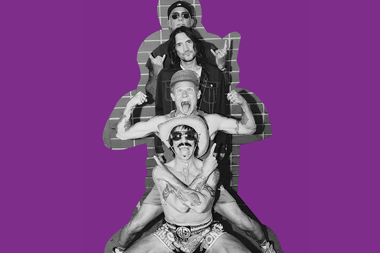 Red Hot Chili Peppers actuarán en Sevilla y Barcelona